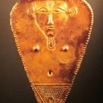 Pendiente. Figura de Mujer. Palestina. 1300 a. C.