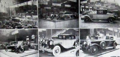 SalóndelAutomóvildeParís1930
