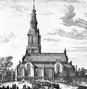 Zuiderkerk. Ámsterdam