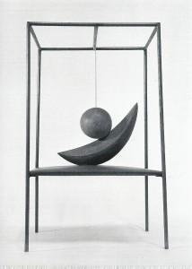 Boule suspendue 1930