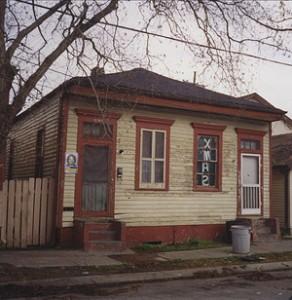 La casa Bolden
