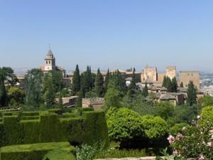 """""""Granada en primavera"""". Fotografía Juan González."""