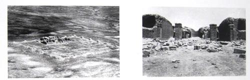 Excavaciones Mschatta. 1903 y 1903. Museo Pérgamo. Berlín