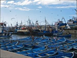 Maroc_le_port_d'essaouira
