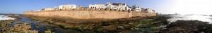 Vue panoramique essaouira