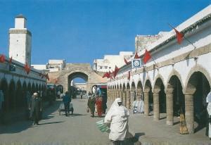 champs élysées d'Essaouira