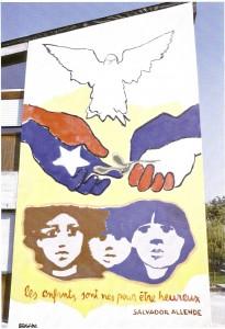 crèche S.Allende 1974 St Martin d'Hères