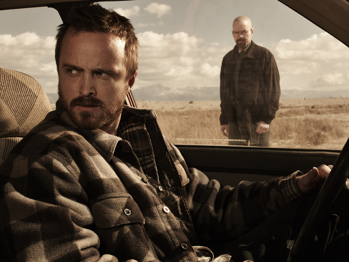 Series: Breaking Bad. Cuarta Temporada. Por : Elías Gorostiaga. |