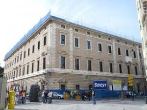 Futuro museo de Málaga