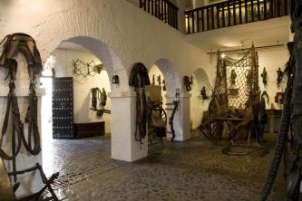 Museos para un oto o en m laga por pilar moreno for Casa de citas malaga