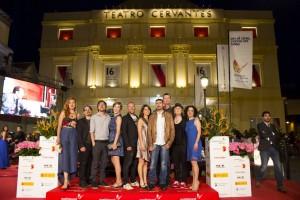 16º festival de cine, Málaga, Frontera.