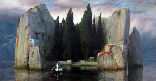 LaIsladelosMuertos_Böcklin.1883