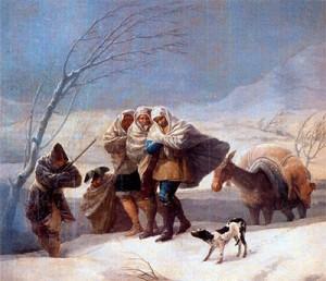 LaNevada_ElInvierno.Goya