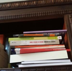 """Parte de libros """" por leer""""..."""