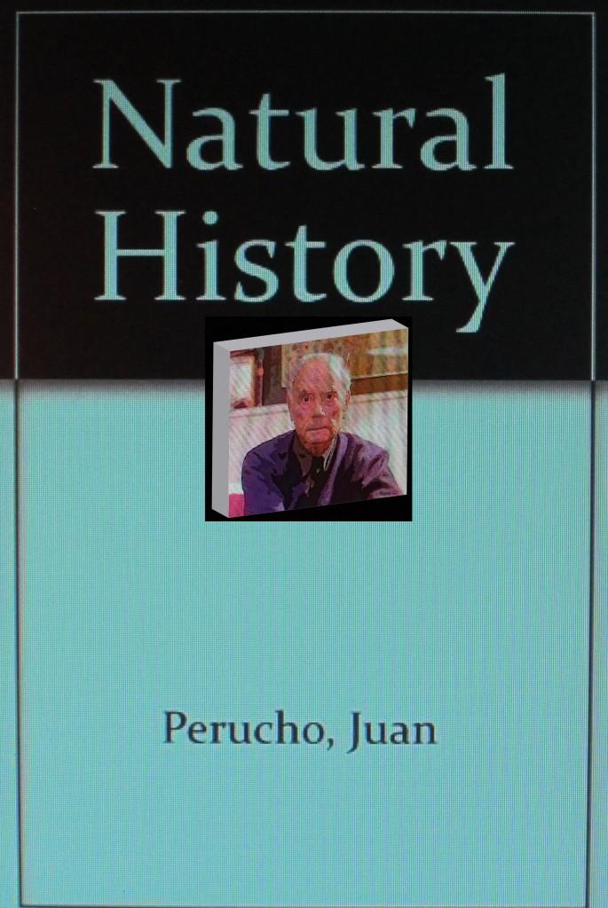 HistoriaNaturalJuanPerucho_Montaje