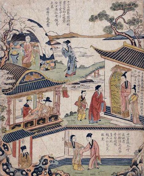 Canción12meses_Ding Liangxian_s.XVII