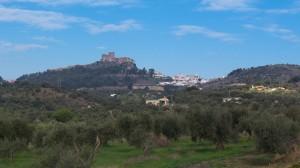Castillo de Luna. Alburquerque. Badajoz.