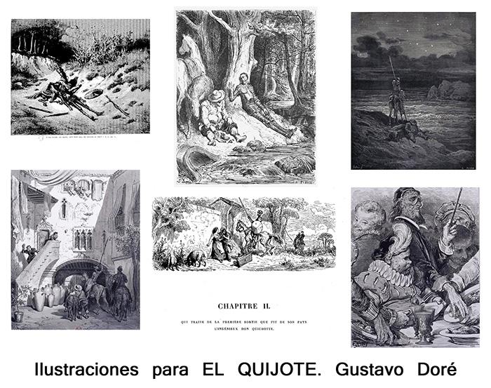 ConjuntoIlustracionesElQuijote_Doré