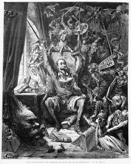 IlustracionQuijote_Doré_1863
