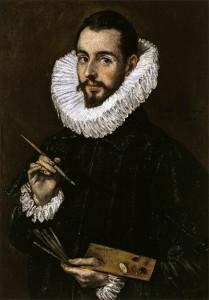 Jorge Manuel, hijo de El Greco y Doña Jerónima de las Cuevas