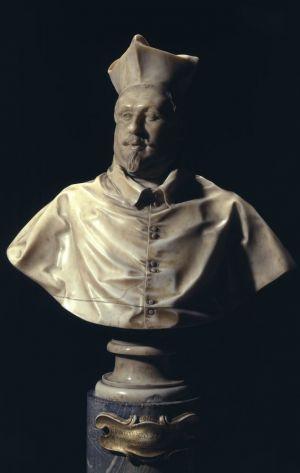 retrato de scipione Borghese