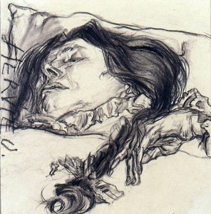 Dibujo_mujerenferma_LouisHervieu