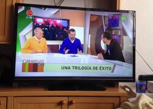 En Televisión.