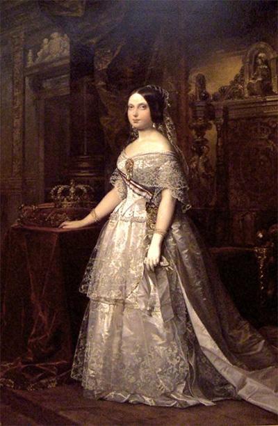 Isabel II_Madrazo