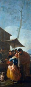 La Acerolera. Goya