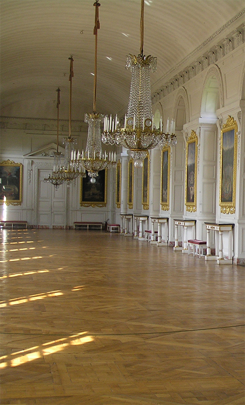 Interior Grand Trianon. Veralles