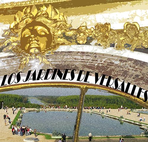 Montaje Jardines Versalles
