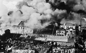 Incendio Tokio 1923.